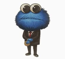 cookie monster by fejant