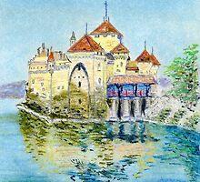 Swiss Castle by Kashmere1646