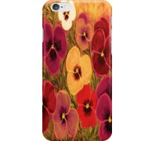 Color of summer iPhone Case/Skin