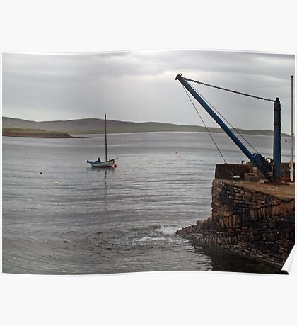 At Stromness Poster