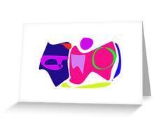 Dialogue 2 Greeting Card