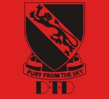 2/508th PIR unit crest Baby Tee