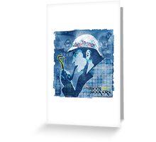 Sherlock Holmes: The Seeker Greeting Card