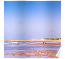 Sea Palling Beach (Norfolk) Poster