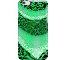 Flabbergasted Green  iPhone Case/Skin