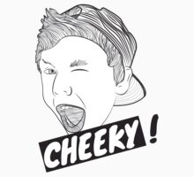 OoOoOooo Cheeky by Gingerbread Graphics