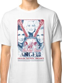Honky Tonk Angels. Tammy Wynette, Dolly Parton, Loretta Lynn. Nashville, TN. Country Music Classic T-Shirt