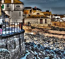 St. Ives - the other side by Anthony Hedger Photography
