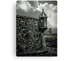 The Guardhouse Canvas Print
