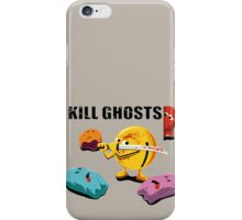Kill Ghosts iPhone Case/Skin