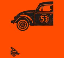 VW Herbie 53 vintage Kids Tee