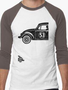 VW Herbie 53 vintage Men's Baseball ¾ T-Shirt