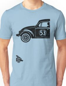 VW Herbie 53 vintage Unisex T-Shirt