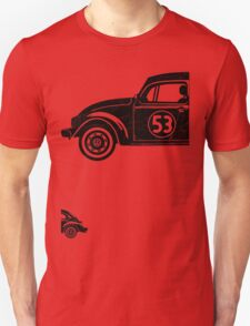 VW Herbie 53 vintage T-Shirt