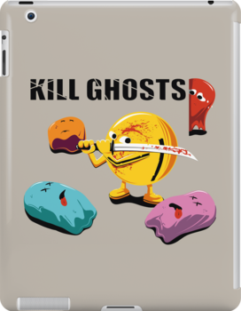Kill Ghosts by theduc