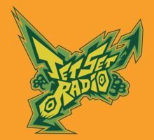 Jet Set Radio by FrozenLip