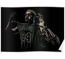 Paul Pierce Poster