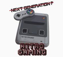 Retro Gaming Baby Tee