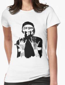 Fatty Boom Boom - Light Zef $ide Shirts Womens Fitted T-Shirt