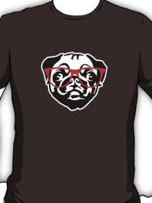 Nerd Pug T-Shirt