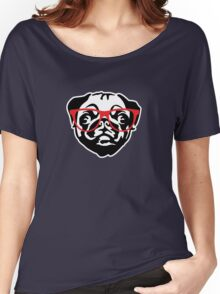 Nerd Pug Women's Relaxed Fit T-Shirt