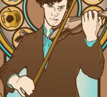 I Am Sherlocked Sticker