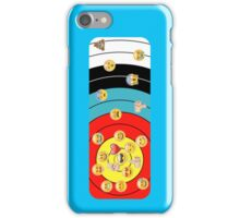 Target & emoji (vertical) iPhone Case/Skin