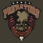 Space Predators by Demonigote