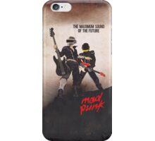 Mad Punk iPhone Case/Skin