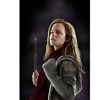 Hermione Granger Photographic Print