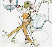The Cleaner by merrilymccarthy