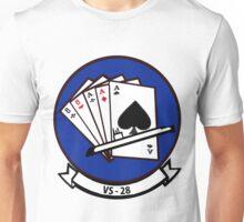 VS-28 Gamblers (Hukkers)  Unisex T-Shirt