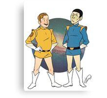 New uniforms Canvas Print