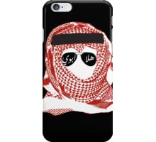 khaleeji  iPhone Case/Skin