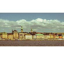Old Town Stockholm (Gamla Stan) Photographic Print