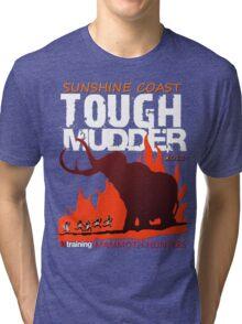 TOUGH MUDDER T-SHIRT 2013 SUNSHINE COAST Tri-blend T-Shirt