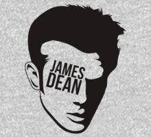 James Dean by Ameeraalqaed
