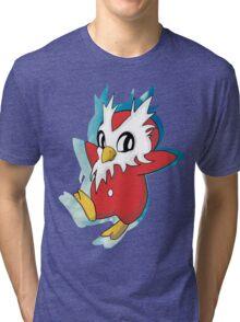 DeliBird Tri-blend T-Shirt