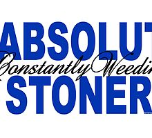Absolut Stoner by mouseman