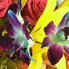 Birthday Flowers by Shulie1
