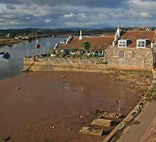 River Exe, Topsham by RedHillDigital