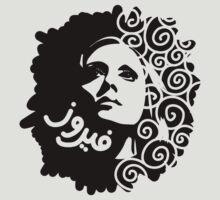 Fairuz by Ameeraalqaed