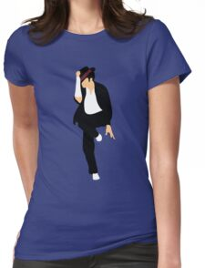 MJ Womens Fitted T-Shirt