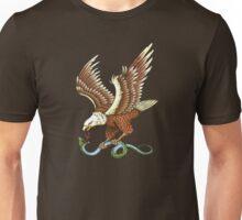 Eagle and Snake T-Shirt Unisex T-Shirt
