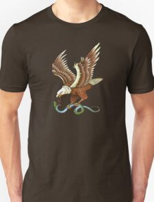 Eagle and Snake T-Shirt T-Shirt
