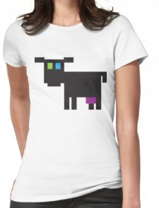 holy cow Womens Fitted T-Shirt