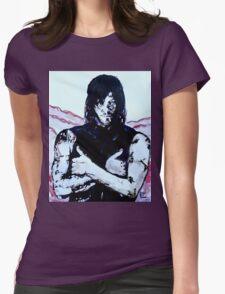 Walking Dead Daryl Dixon Womens Fitted T-Shirt
