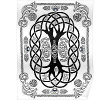 Yggdrasil Tattoo Poster