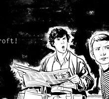 Mycroft! by Alessia Pelonzi