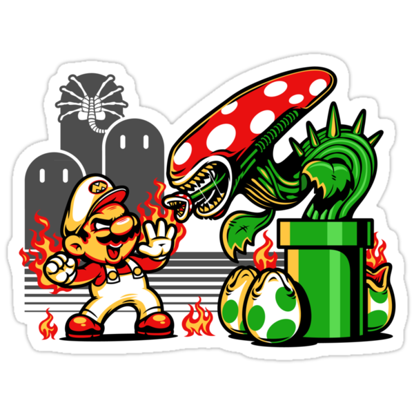 Game Over Man, GAME OVER! by harebrained